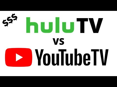 YouTube TV VS Hulu TV - Which Is The Best Value!?