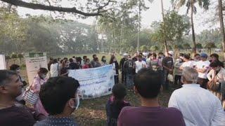 Activistas indios alzan la voz de alarma sobre polución del aire en Calcuta