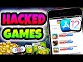 [NEW] How To Download Hacked Games FREE iOS 12/11 No Jailbreak - Hacked Games iOS 12 [2019]