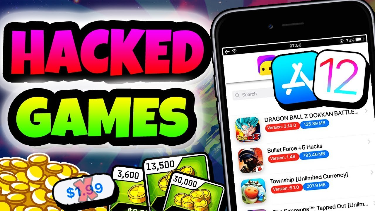New How To Download Hacked Games Free Ios 12 11 No