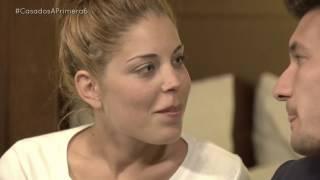 """Samantha se sincera: """"Sentimientos reales por ti no los tengo""""  - Casados a primera vista"""