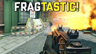 FRAGTASTIC! - Dirty Bomb (Fragger Gameplay)