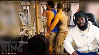 Idk What To Say.... Most Awkward Gym Moments - Funny Gym Fail Compilation!