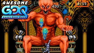 Ghouls 'n Ghosts by Aquas and dosboxfalco in 19:29 - AGDQ2020