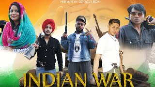 INDIAN WAR FULL VIDEO SONG JESSU SINGH DILLI 08 SE RAJESH SAGAR GOOGLY BOX