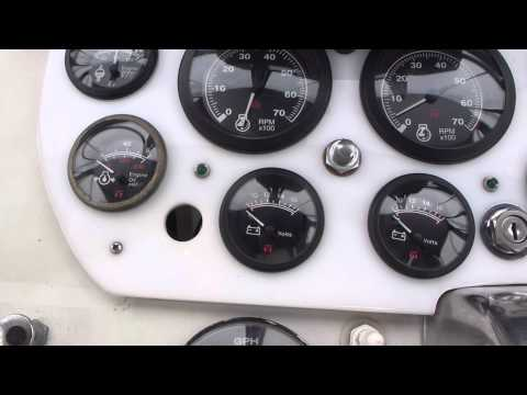 Luhrs 28 (Old Boat, New Dash Finished) # 4