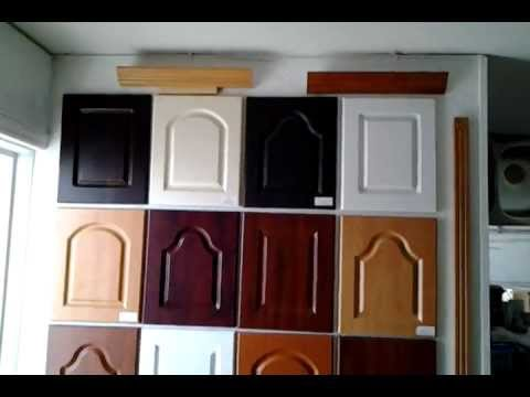 THERMOFOIL DOORS - YouTube