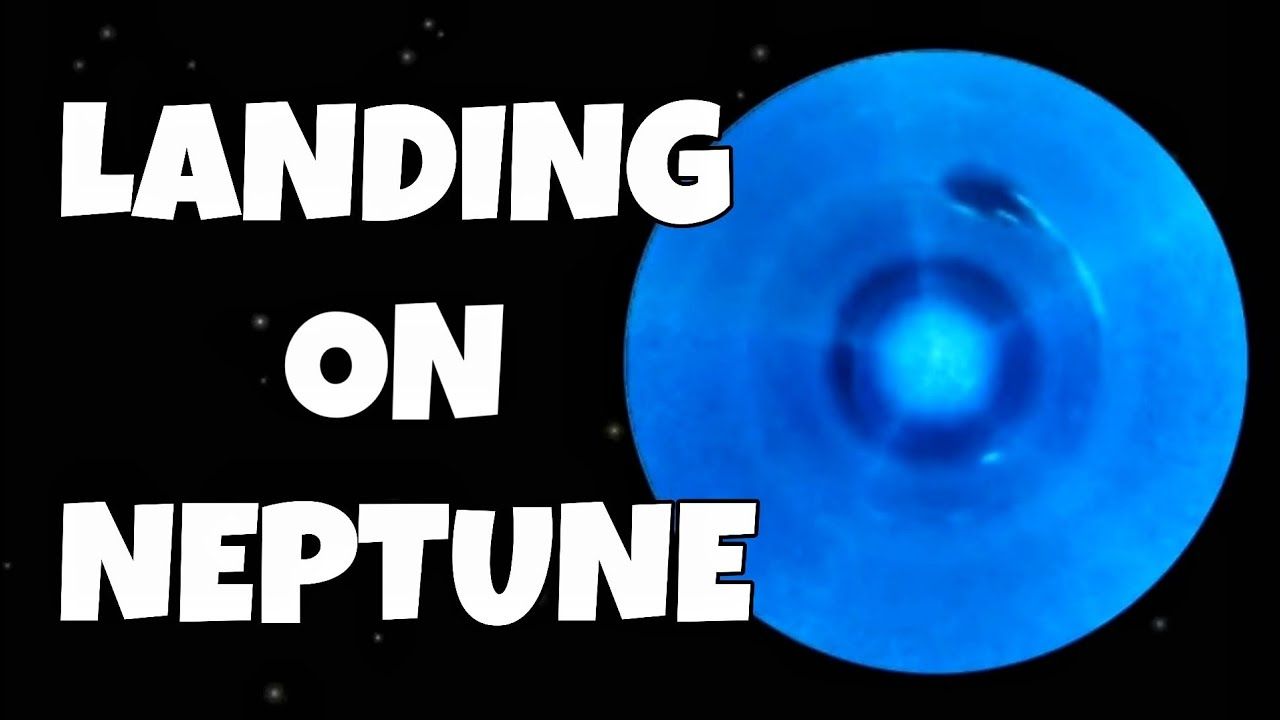 Landing on Neptune // Spaceflight Simulator