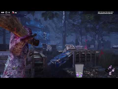 Dead by Daylight RANK 1 HUNTRESS! - BLOODEH SOLID DEAD ARDS!