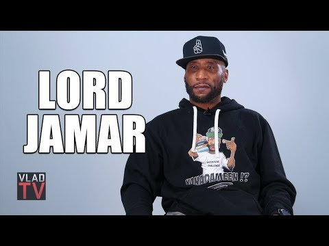Lord Jamar Says Rappers Stunt Because They've Been Stunted On by Society (Part 11)