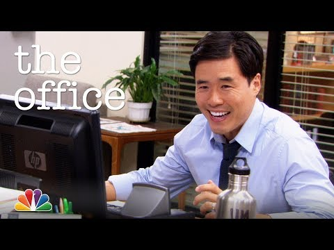 Asian Jim - The Office