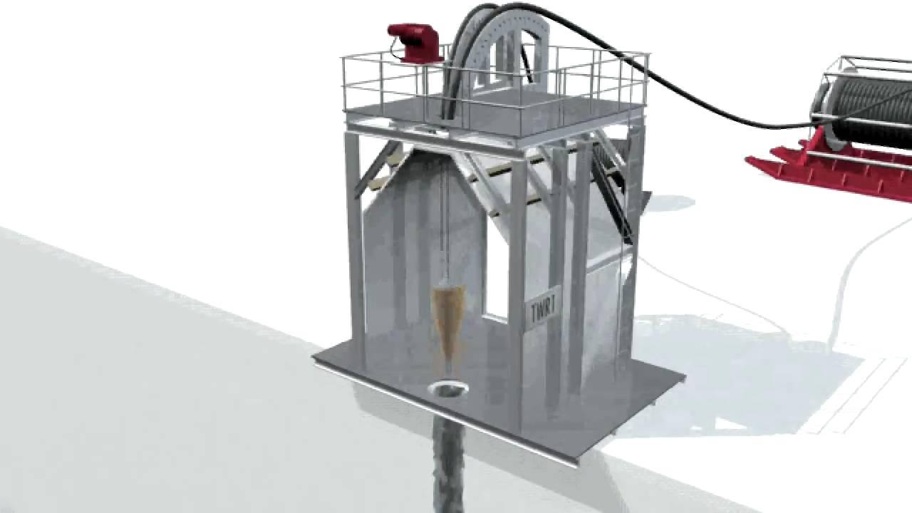 IceCube Neutrino Observatory - Drilling technique - YouTubeIcecube Neutrino Observatory Core