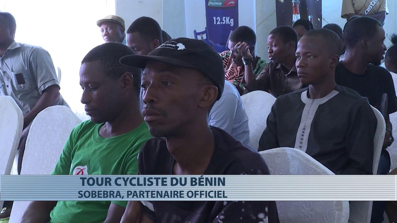 Sports : la Sobebra sponsor officiel du tour cycliste du Bénin