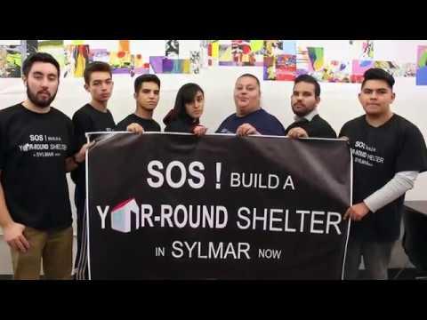 San Fernando Valley: Build a Year-Round Shelter in Sylmar NOW