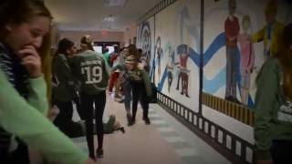 south kingstown high schools mannequin challenge