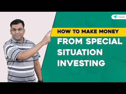 Making Money with Special Situation Investing | Demergers | Spin-Offs | M&A | Arbitrage | ETMONEY