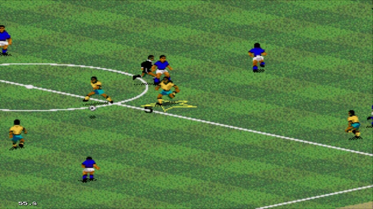 fifa international soccer gameplay - 1276×718