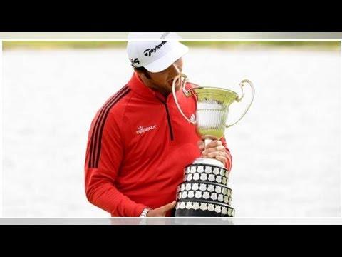 Breaking News | Golf - EPGA - Open d'Espagne : La furia Jon Rahm s'impose, Julien Guerrier 9e