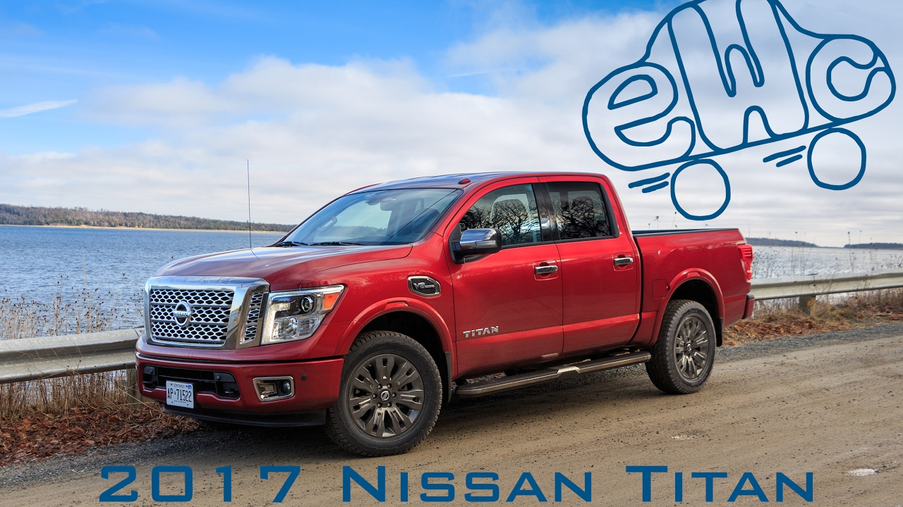 2017 nissan titan video review youtube. Black Bedroom Furniture Sets. Home Design Ideas
