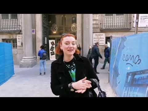 Изучение испанского языка. Поиск школы! Экскурсия! Первая музей-школа арт искусств в Испании.
