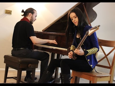 Dragon Age Theme, Guitar / Piano version - The Commander In Chief & her brother W. Hagen