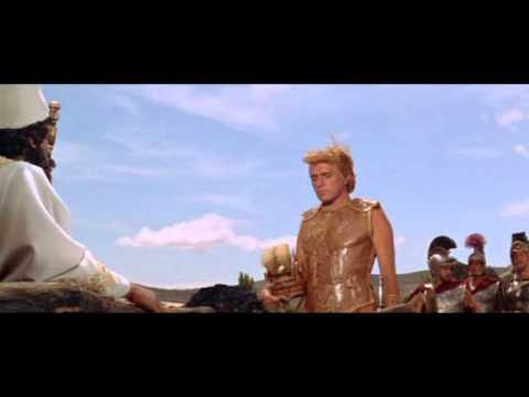 Александр Великий 1956 Фрагмент из фильма