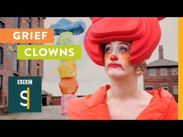 Grief Clowns: Laughing At Death | BBC Stories