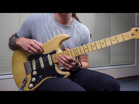 Fender 10 For 15: American Standard Oiled Ash Strat