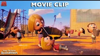 Cloudy With A Chance Of Meatballs - Chew And Swallow Clip