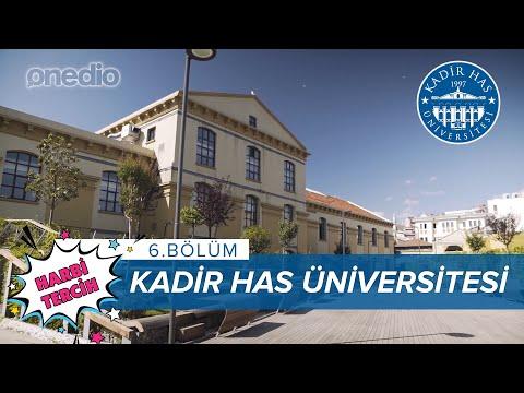 Harbi Tercih 6. Bölüm: Kadir Has Üniversitesi
