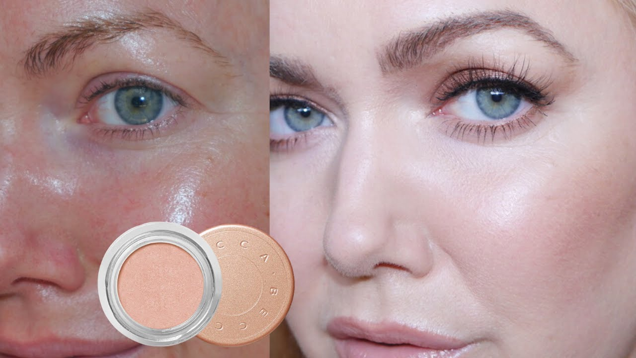 How to Hide Dark Under Eye Circles with the Becca ...