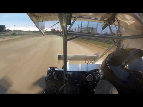 Paradise Speedway 600 Micro Heat Race 9/8/18
