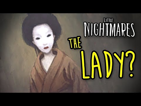 Download Youtube: WHO IS THE LADY? - Little Nightmares | The Residence EXPLAINED! | Story Theory