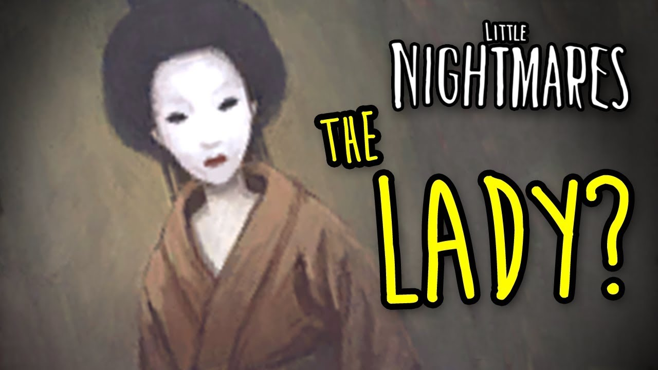 WHO IS THE LADY? – Little Nightmares   The Residence EXPLAINED!   Story Theory