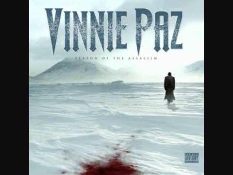 vinnie paz-Brick Wall
