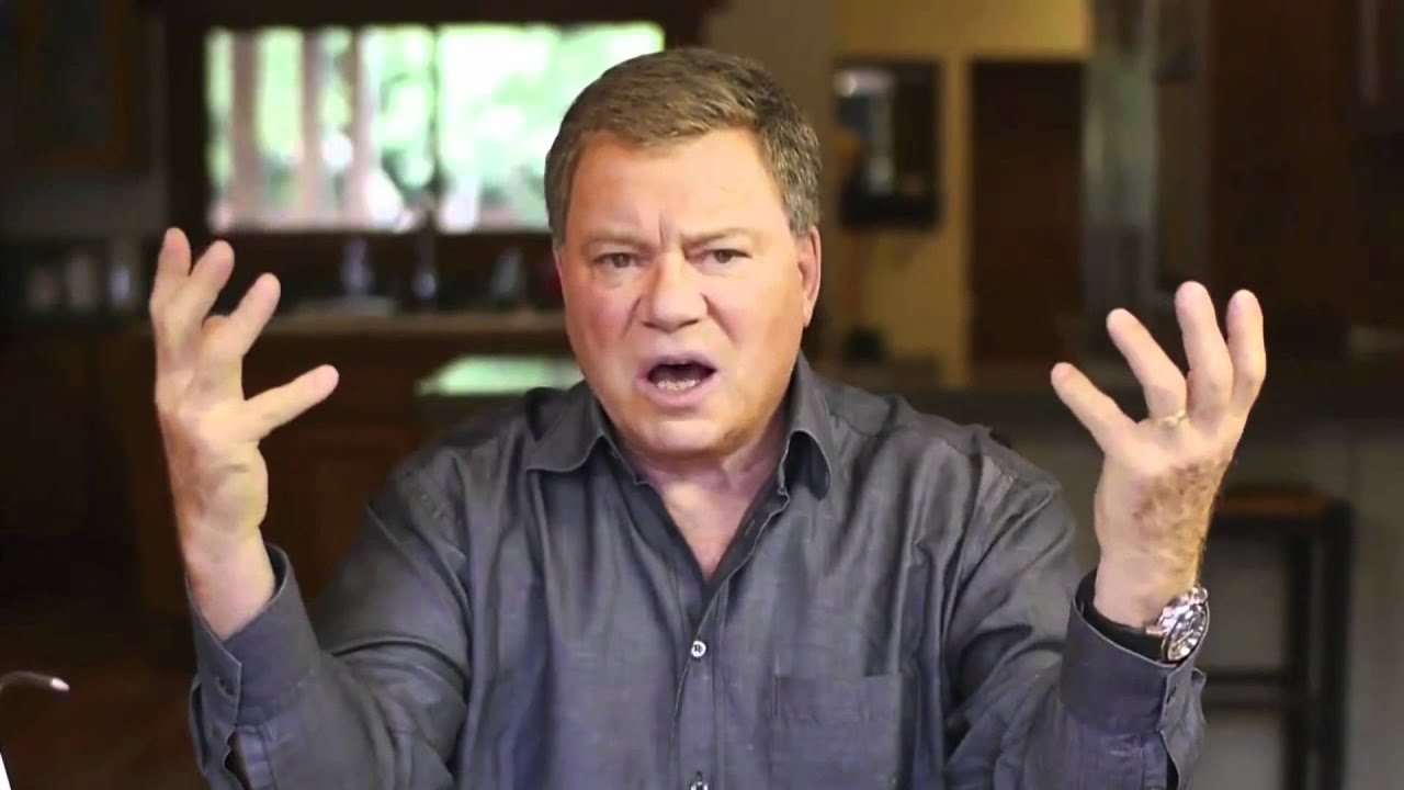 william shatner tv tropes