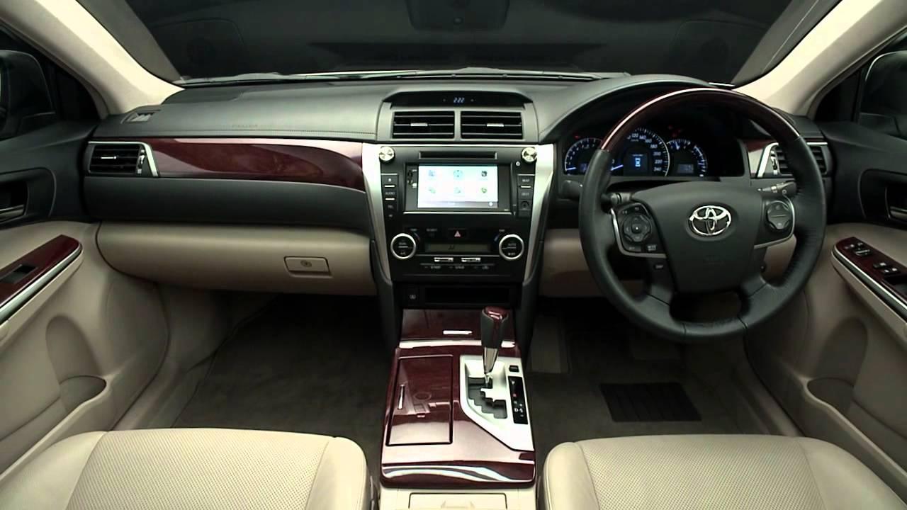 all new camry interior kijang innova bekas the toyota 360 view youtube