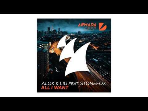 Alok & Liu - All I Want Feat Stonefox (original Mix)