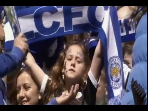 Kasabian  Fire: Leicester City FC 201516 Premier League Champions