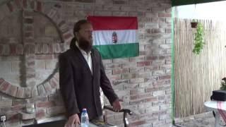 Zentai Ákos - A magyar nyelv igazsága - ÁKA Szegedi Tagozat  160927