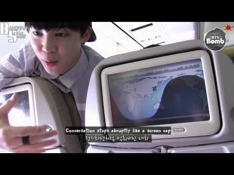 [ENG] 140718 [BANGTAN BOMB] Let's Speak English!