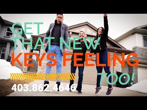 Get that NEW KEYS feeling! - Calgary Real Estate