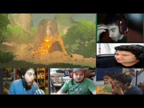 Reacciones The Legend of Zelda: Breath of the Wild - Presentación Nintendo Switch