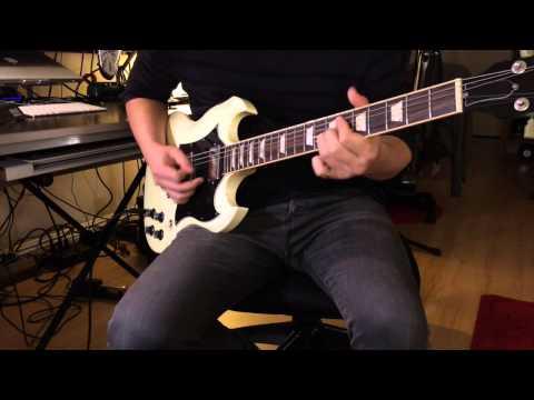 Metallica  Blitzkrieg Guitar