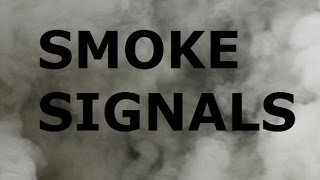 JAMES BLUNT - SMOKE SIGNALS (Lyrics)