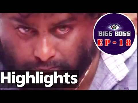 Exclusive: Bigg Boss 3 Episode 18 Highlights | Huccha Venkat Crying