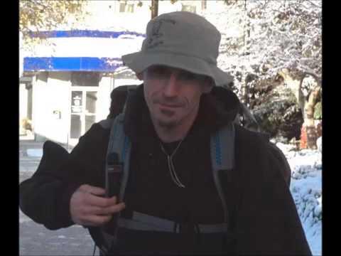 Homeless Awreness Journey to Ottatwa phone interview