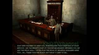 Syberia I Walkthrough part 6- Aralbad part 1/2 (Meeting Helena Romanski)