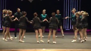 Power Taps Young Adult - Hoedown - 2016 CCA Showdown