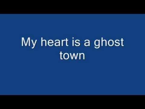 Adam Lambert - Ghost Town - Lyrics